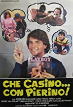 Che casino... con Pierino!
