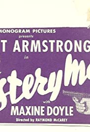 The Mystery Man Poster
