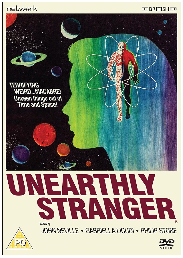 image Unearthly Stranger Watch Full Movie Free Online