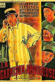La garnison amoureuse Poster