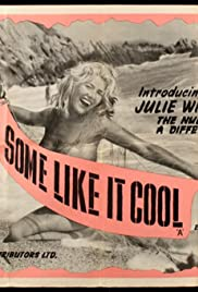 Some Like It Cool Poster