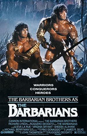 The Barbarians poster
