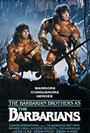 The Barbarians (1987) Poster - Movie Forum, Cast, Reviews