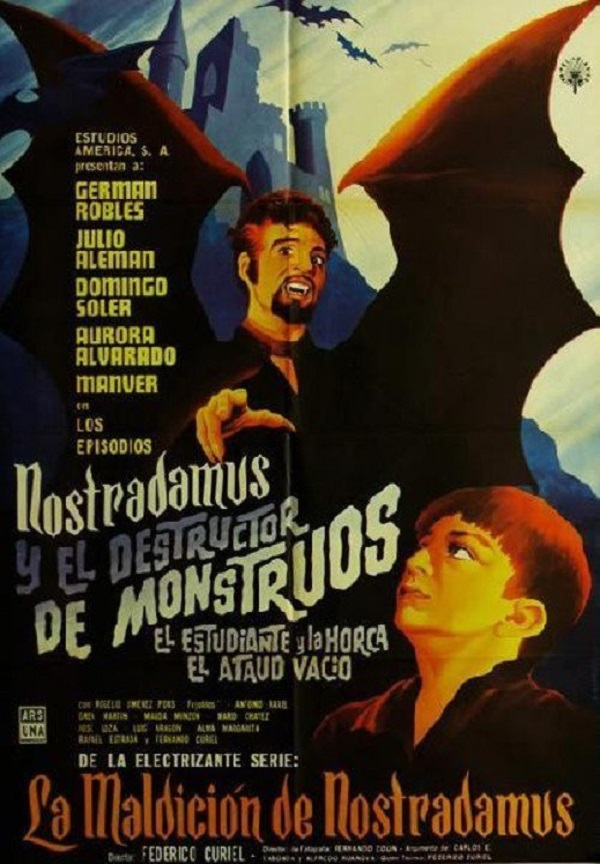 image Nostradamus y el destructor de monstruos Watch Full Movie Free Online