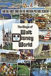 The Magic of Walt Disney World Poster
