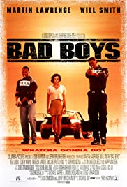 Bad Boys (1995) Poster - Movie Forum, Cast, Reviews