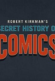 Secret History of Comics Poster