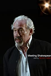 Meeting Shakespeare Poster