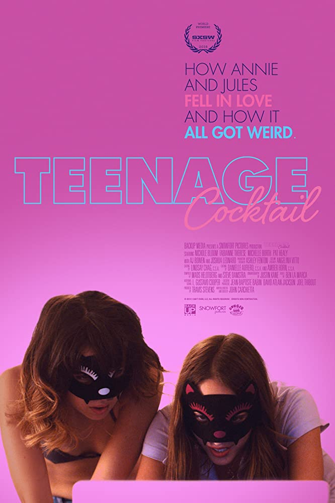 Teenage Cocktail 2016 HDRip 500MB