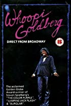 Image of Whoopi Goldberg: Direct from Broadway