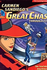 Carmen Sandiego's Great Chase Through Time Poster