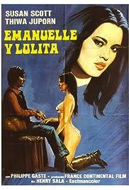 Emanuelle e Lolita Poster