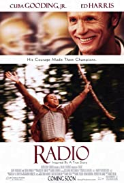 Radio (2003) Poster - Movie Forum, Cast, Reviews