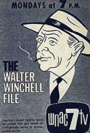 The Walter Winchell File Poster