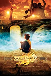 Mirrormask(2005) Poster - Movie Forum, Cast, Reviews