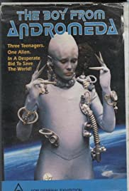 The Boy from Andromeda Poster