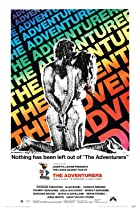 The Adventurers (1970) Poster