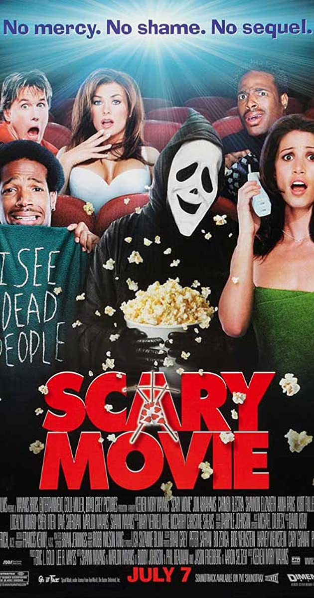 scary movie 1 stream