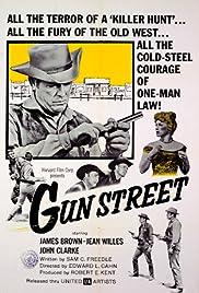 Gun Street Poster
