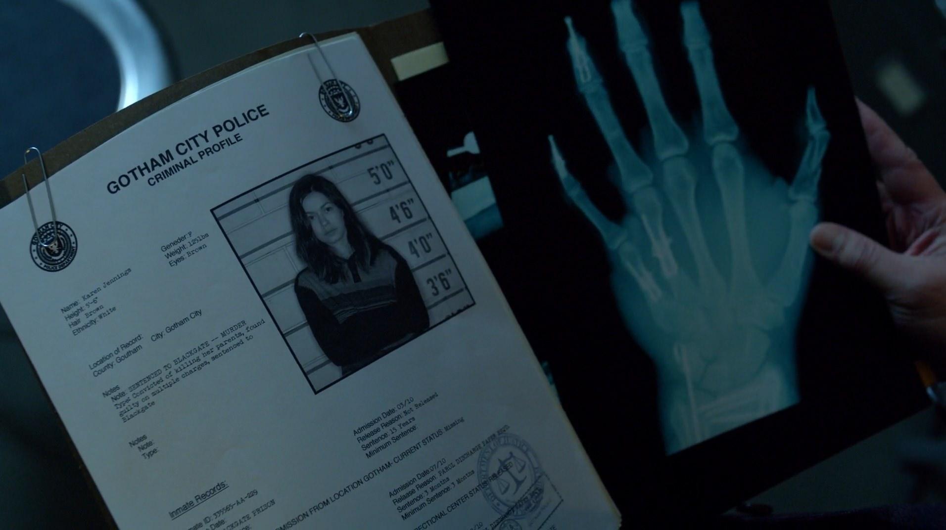 Gotham: Wrath of the Villains: Pinewood   Season 2   Episode 18
