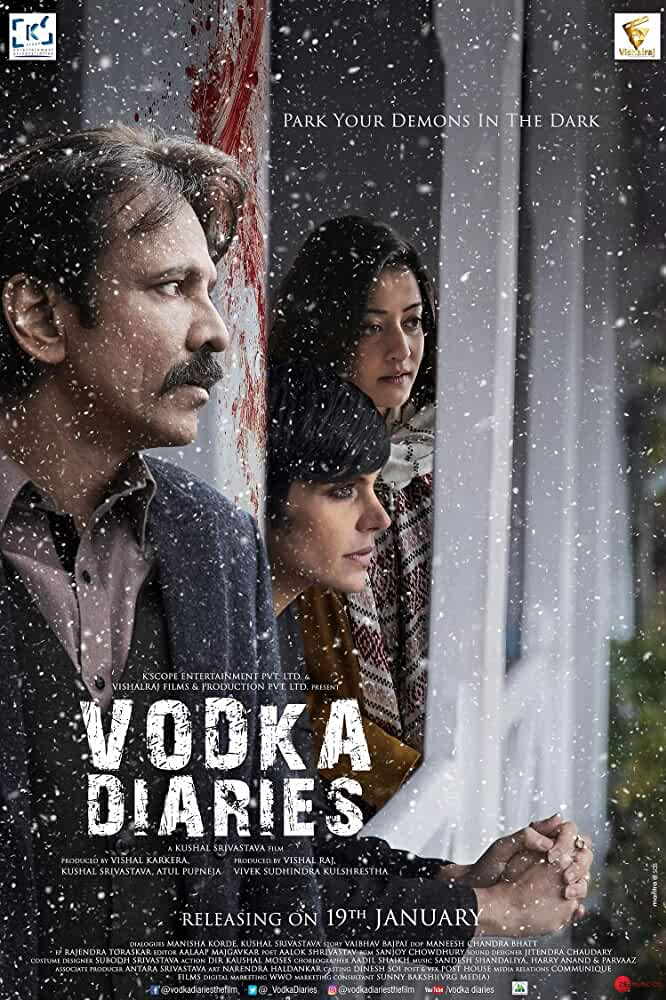 Vodka Diaries (2018) Hindi HDRip 1CD 700MB x264