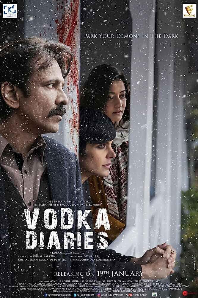 Vodka Diaries (2018) Hindi HDRip 1CD 700MB x264