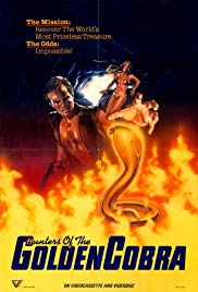 I cacciatori del cobra d'oro(1982) Poster - Movie Forum, Cast, Reviews