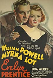 Evelyn Prentice (1934) Poster - Movie Forum, Cast, Reviews