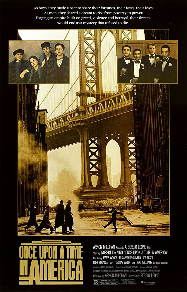 Once Upon a Time in America 1984 720p HEVC BluRay x265 900MB