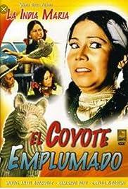 El coyote emplumado Poster
