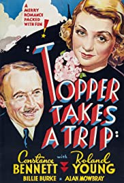 Topper Takes a Trip (1938) Poster - Movie Forum, Cast, Reviews