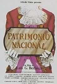 Patrimonio nacional Poster
