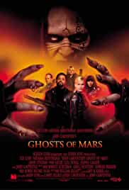 Ghosts of Mars 2001 BluRay 480p 300MB Dual Audio ( Hindi – English ) MKV