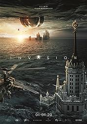 Invasion (2020) poster