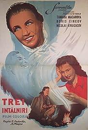 Tri vstrechi Poster