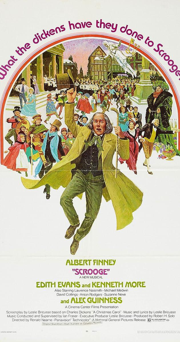 Scrooge (1970) - IMDb