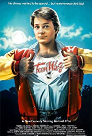 Teen Wolf (1985) Poster - Movie Forum, Cast, Reviews