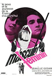 Masculin Féminin(1966) Poster - Movie Forum, Cast, Reviews