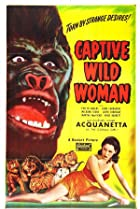 Image of Captive Wild Woman