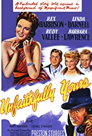Unfaithfully Yours(1948) Poster - Movie Forum, Cast, Reviews