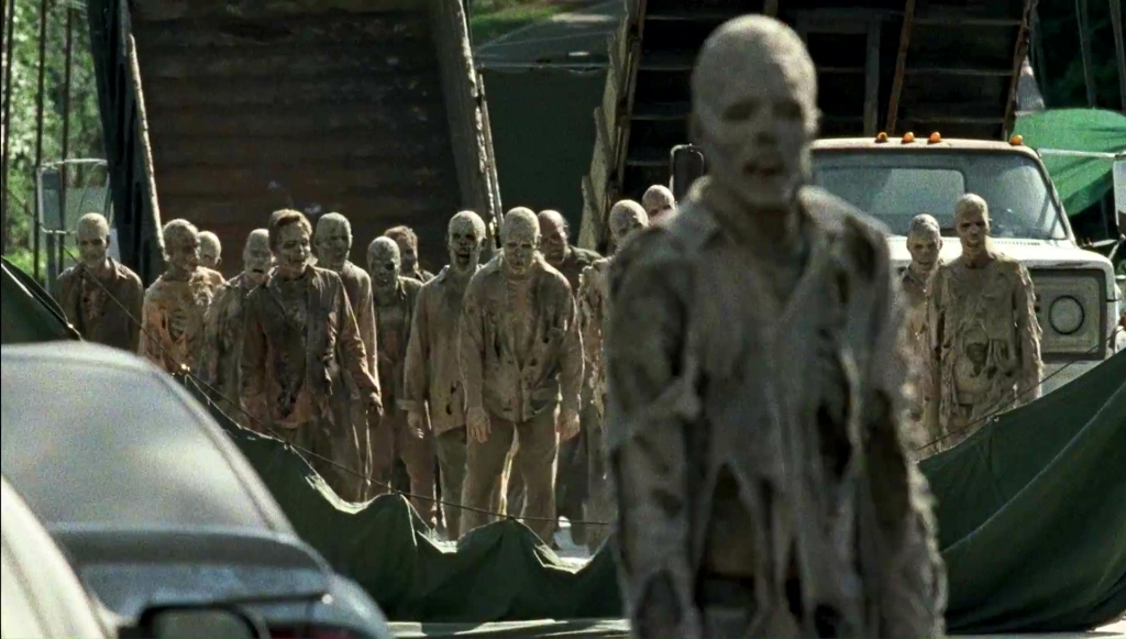 The Walking Dead S08E01 – Mercy, serial online subtitrat în Română