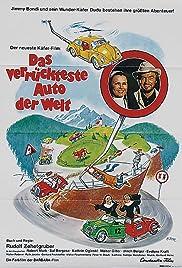 Das verrückteste Auto der Welt(1975) Poster - Movie Forum, Cast, Reviews