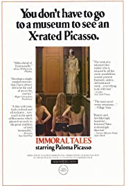 Immoral Tales(1973) Poster - Movie Forum, Cast, Reviews
