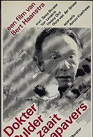 Dokter Pulder zaait papavers Poster