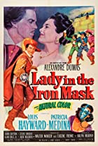 Image of Lady in the Iron Mask