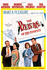 The Pleasure of His Company(1961) Poster - Movie Forum, Cast, Reviews