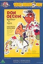 Image of Don Olsen kommer til byen