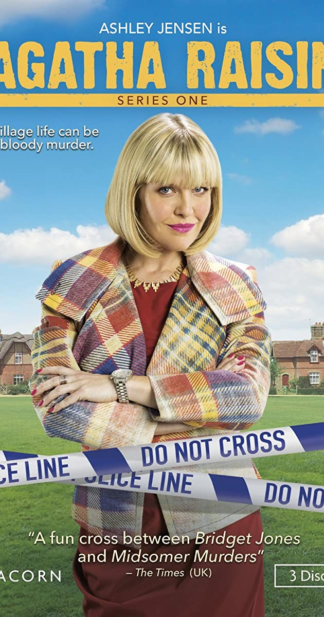 Agatha Raisin (TV Series 2014– ) - IMDb