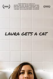Laura Gets a Cat Poster