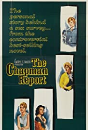 The Chapman Report Poster
